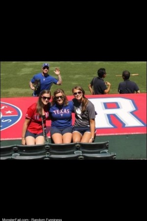 Photobomb level= Josh Hamilton