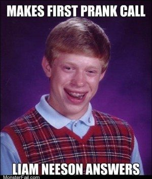 Bad Luck Jepsen