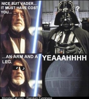 Starwars Joke