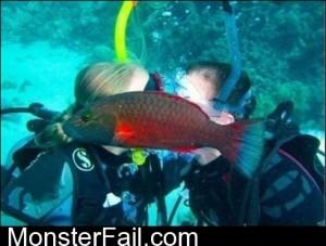 Fish Photobomb WIN