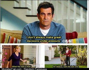 Oh Modern Family