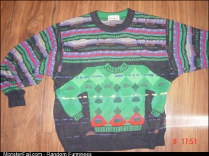 Yo dawg, We heard you liked sweaters so