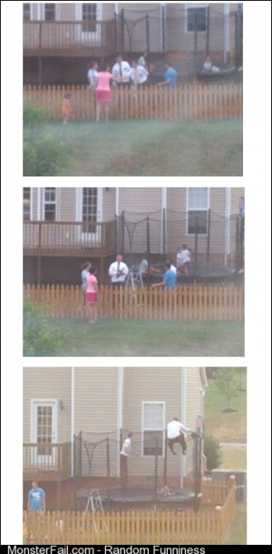 My neighbors + jehovah witnesses = delight