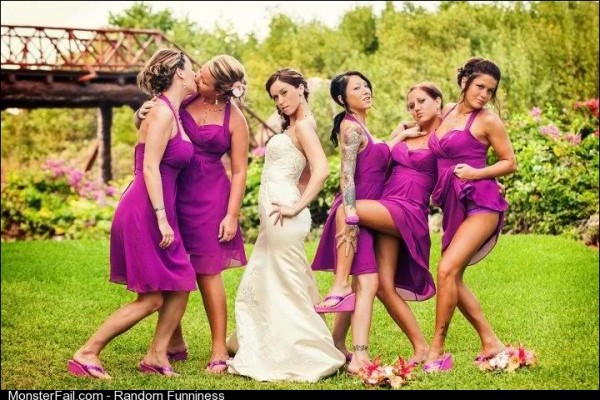 Best Wedding Photo Ever!