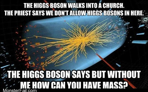 Funny science news experiments memes Dropping the Science This Joke is Spacetimeless