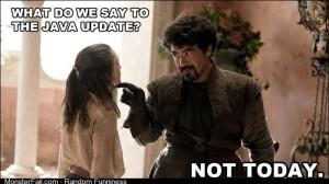 Java Updates