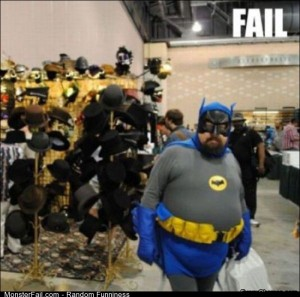 Fail batman Fail