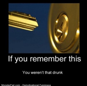 Demotivational If You Remember This