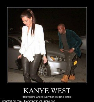 Demotivational Kanye West