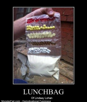 Demotivational Lunchbag