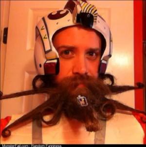 Xwing beard