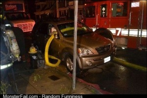 What Happens When You Park in Front of a Fire Hydrant in Boston