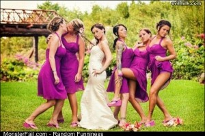 Funny Pics The Bridesmaids