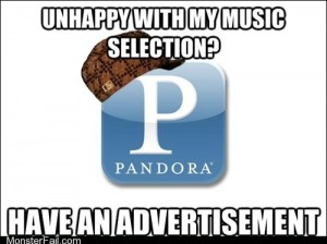 Scumbag Pandora