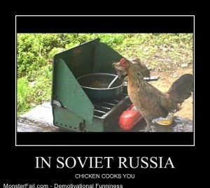 Demotivational  Motivational In Soviet Russia
