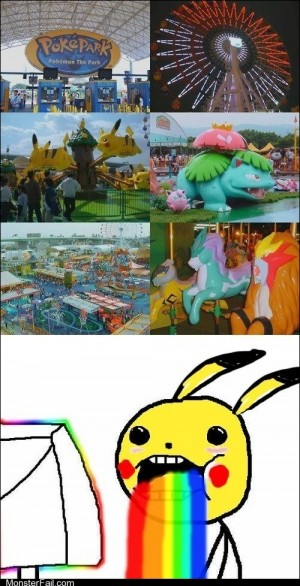 Pokmemes Shut Up and Reopen This Park