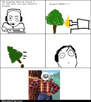 Im a Lumberjack and Im Okay