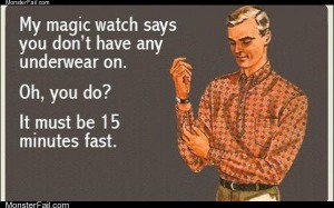 Magic watch