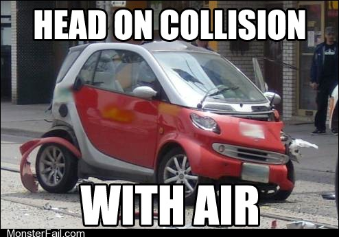 Its a Smart Car They Said