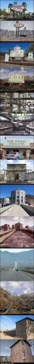 Video Games Fallout Actual Vegas