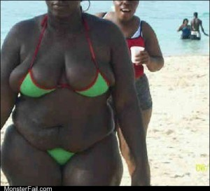 Fashion fail Poorly Dressed This is Not What We Intended When We Made the Bikini