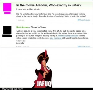 The Return of the Return of Jafar