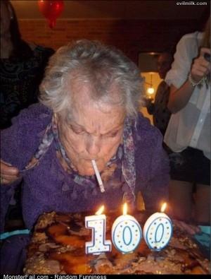 Funny Pics Happy 100