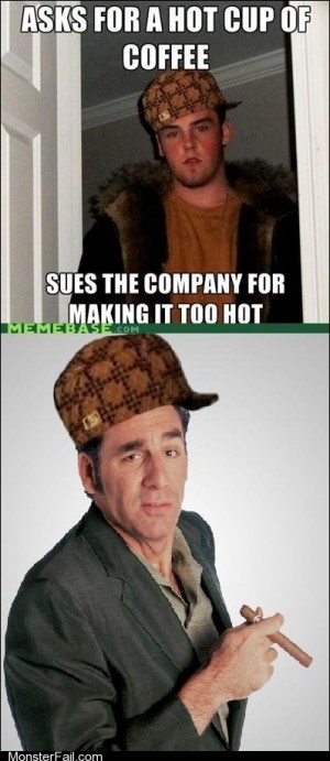 As in Cosmo Kramer I dont want nothing to do with it