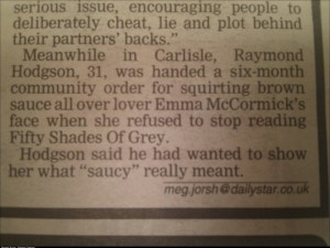 Saw this in todays paper I hope he really did say that
