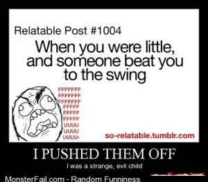 That was me all the time
