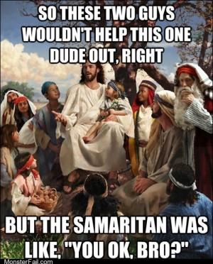 Cool story jesus