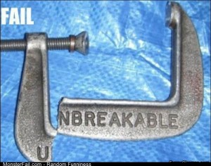 Fail unbreakable