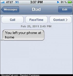 Dads and technology