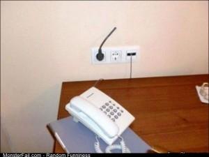 Fail wall Plug Fail