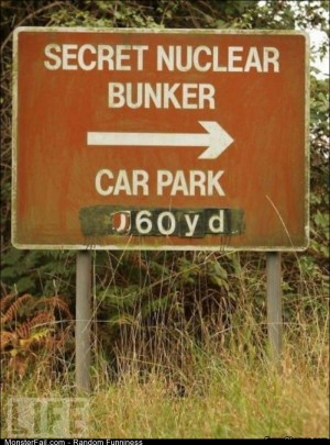 Fail secret Bunker