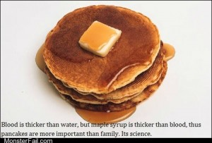 Crazy The Proof is in the Pancakes