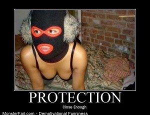 Demotivational  Motivational Protection