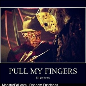 Freddy jason horror movies funnypics funny lol wtf