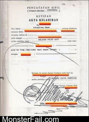 Signature WIN