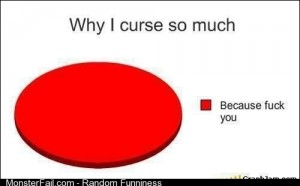 Why I curse so much
