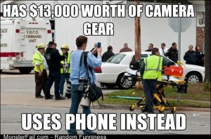 Funny Pics Camera Man