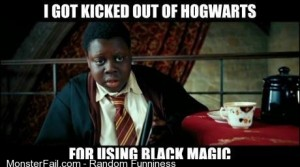 Hogwarts is racist