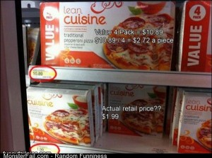 Lean Cuisine Value Pack