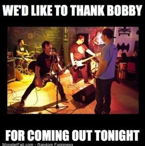 Funny Pics Thanks Bobby