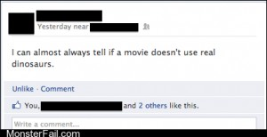 Funny facebook fails Usually I Can Tell Because Pixels