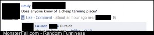 Cheap tanning place