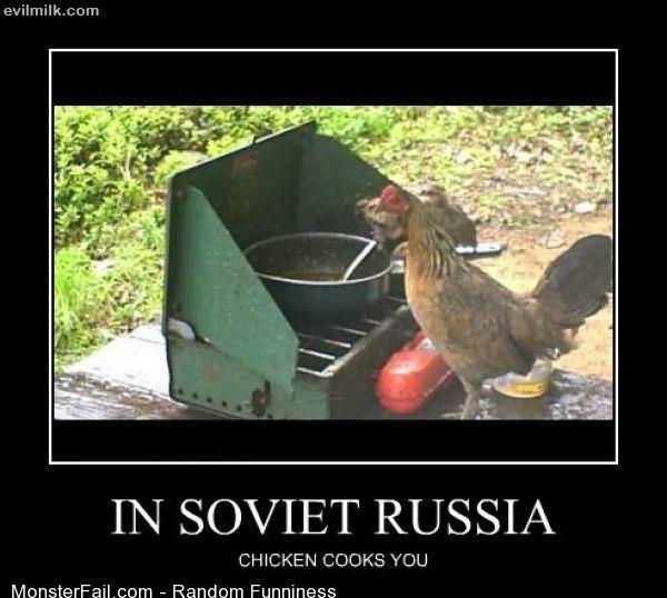 Funny Pics In Soviet Russia