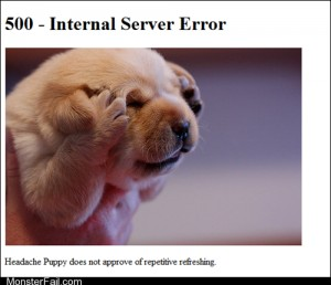 Tried to log into Happy Wheels