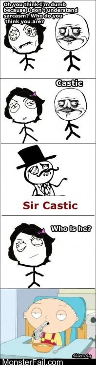 Sir Castic