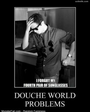 Funny Pics Douche World